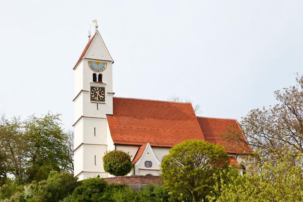 Pfarrkirche St. Vitus Frickenhausen